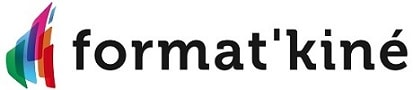 format kine logo