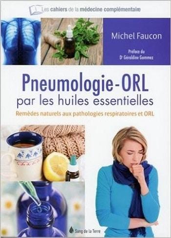 Livre Pneumologie ORL par les huiles essentielles